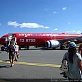 超紅的維京航空!