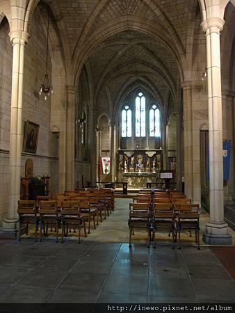 是布里斯本最大又最古典的教堂