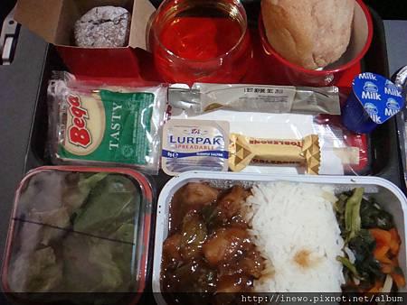澳航飛機餐超好吃!!!