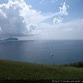 喔耶!是龜山島!