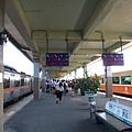 台東火車站抵達!