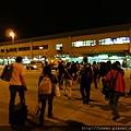 晚間八點半抵達吉隆坡LCCT機場