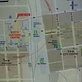 紅點點就是我實際走的距離耶!!但是路高高低低的....這樣我就累了XD