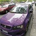 紫色的噗噗好喜歡!