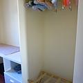我們的房間 衣櫥超大