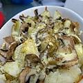 蘑菇焗烤馬鈴薯