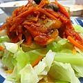 番茄麵醬煮青菜