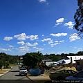 今天的天有可愛雲朵