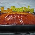 071012 黃金奶油 + 柳橙 (IRIS 生日蛋糕) (7)