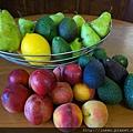 包裝過的水果們~