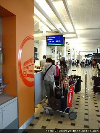 旅客服務中心
