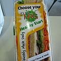 澳洲的三明治很貴但是好好吃!