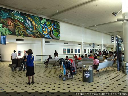 布里斯本國際機場