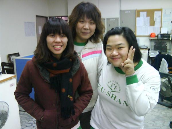 三位實習老師說好要扮學生
