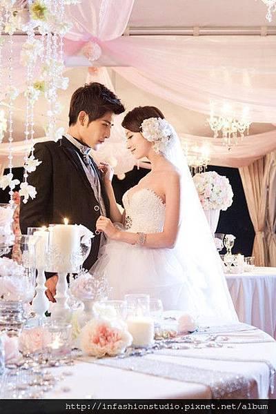 川代婚禮雜誌拍攝創刊號