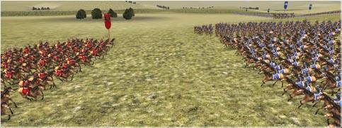 Pharsalus, 48 BC