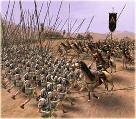 Raphia, 217 BC