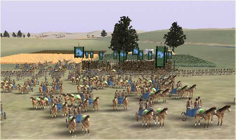 Qadesh, 1288 BC