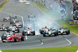 2004 F1 - Melbourne, Australia
