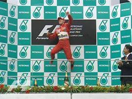 2004 F1 - Sepang, Malaysia