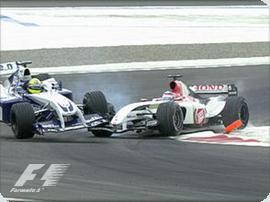 2004 F1 - Bahrain