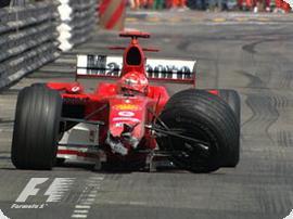 2004 F1 - Monte - Carlo, Monaco