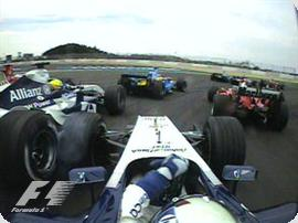 2004 F1, Nurburgring, Europe
