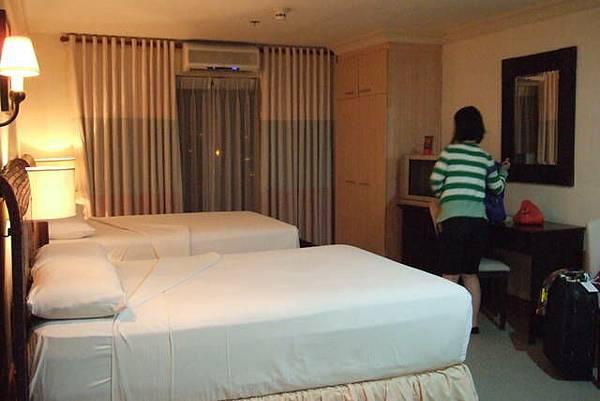 第一天的旅館:皇冠麗晶大飯店(三星吧)