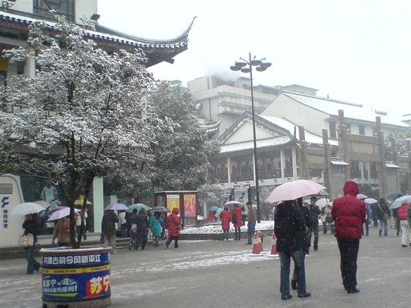 觀前街雪景.JPG