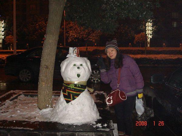 又是路人堆的雪人.JPG