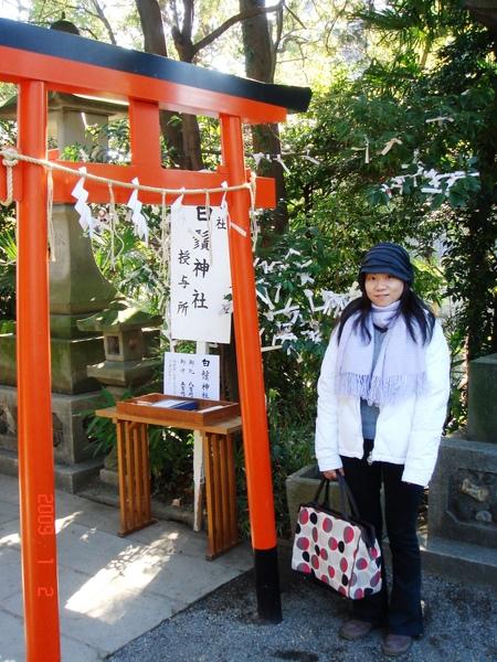 在大神社旁的小神社.JPG