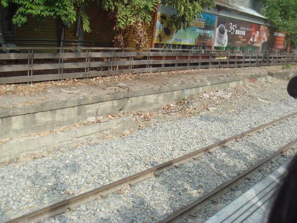 小火車的軌道