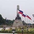 黎剎公園的紀念建築