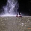 2005.8.21菲律賓-百勝灘-獨木舟、沖瀑布