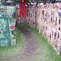 這是幼稚園做的小迷宮