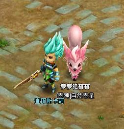 好玩的免費網頁遊戲《綺夢物語》3 可愛寵物