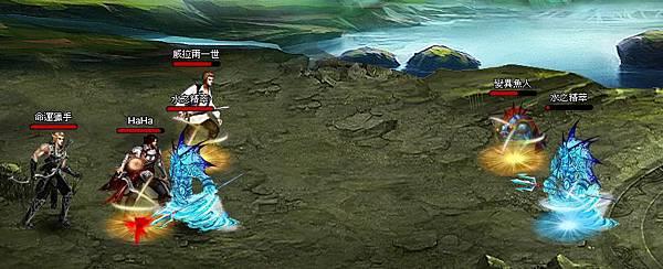 好玩的免費網頁遊戲《龍之召喚2》10 副本4