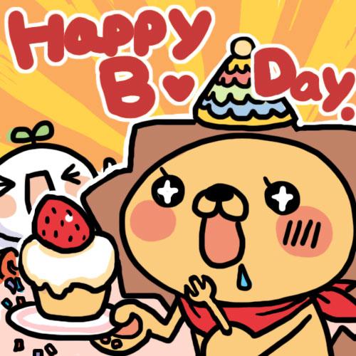 生日快樂英文版