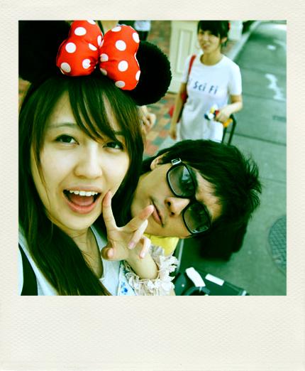 迪士尼,我愛你。
