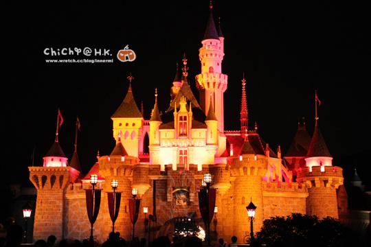 通常只會出現在DVD裡面的城堡。