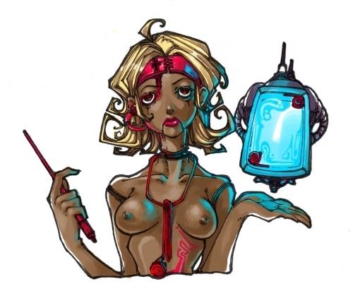 nurse(謎