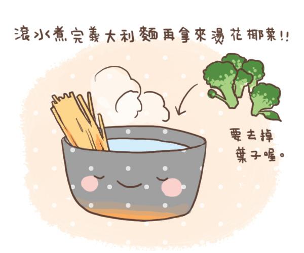 番茄花椰菜義麵.jpg