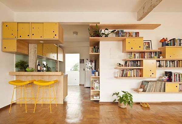 木皮櫥櫃01