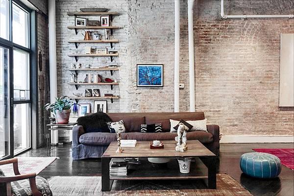 紐約古堡風挑高公寓102122601