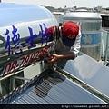 安裝太陽能熱水器4
