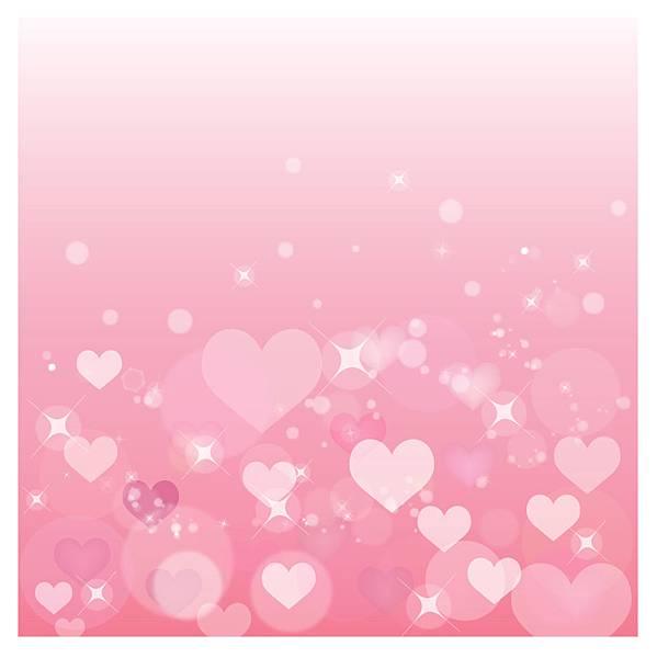 淡いピンク色ハートの背景%20Pink%20heart%20background%20イラスト素材.jpg