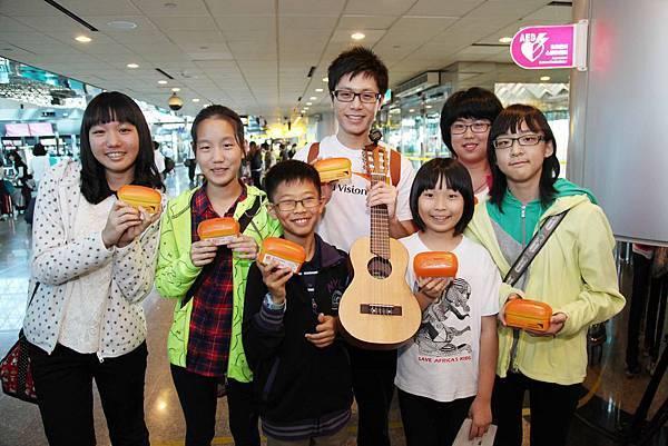 韋禮安與世界小公民即將帶著愛的麵包啟程至亞美尼亞03(台灣世界展望會提供)
