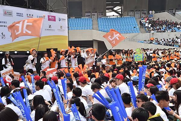 第26屆飢餓三十大會師開跑,4萬5千勇士齊聚高雄02(台灣世界展望會提供)