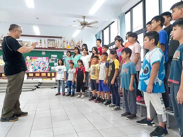 台灣兒童合唱團將於8月16_26日訪問馬來西亞,在當地華人教會進行巡迴演唱。孩子們從8月開始密集練習,期盼用歌聲傳遞台灣的文化風采3。(台灣世界....jpg