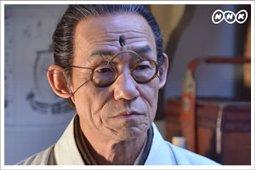 向陽之樹-手塚良仙(良庵の父)
